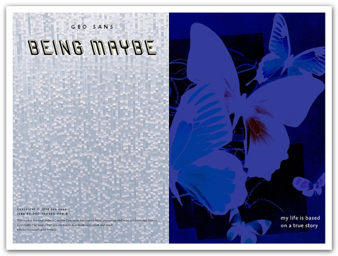 Being Maybe / Epigram